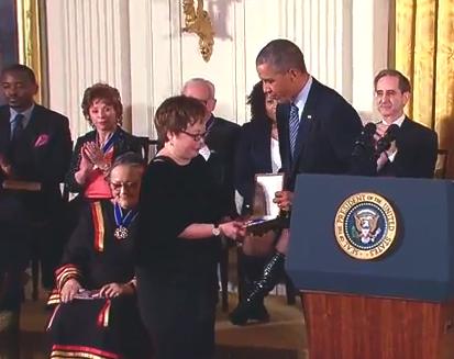 Mink Medal of Freedom