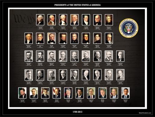 MisterPresidents.com Poster