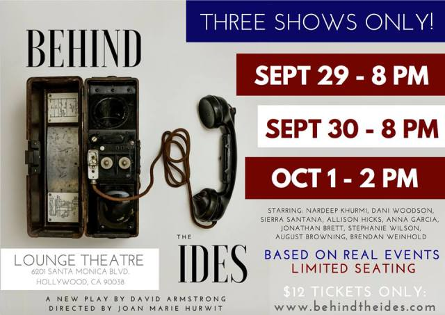 Behind the Ides Full Info