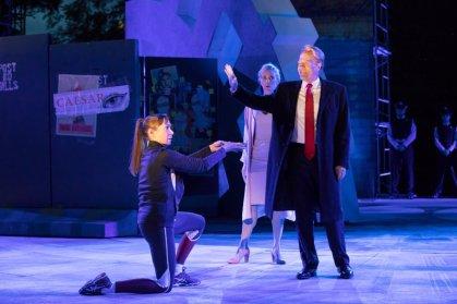 Public Theater's Julius Caesar 1