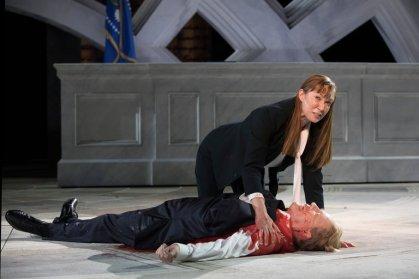Public Theater's Julius Caesar 2