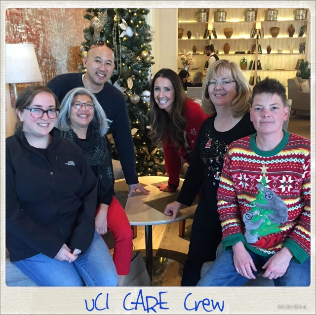 CARE Staff (Christmas 2017) - Cropped