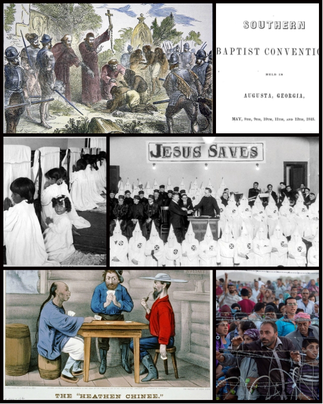 Christian Racism
