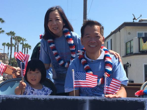 Dr. Tran Fourth of July